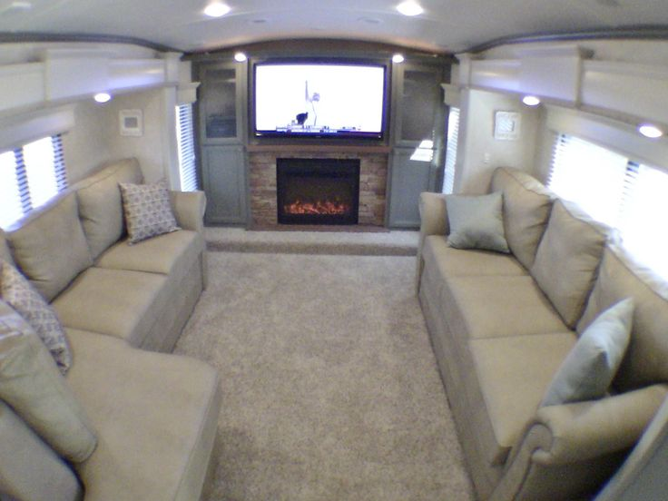 2014 drv tradition 390 luxury front living room 5th wheel - Front living room fifth wheel used ...