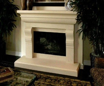 25 best precast mantels images on pinterest fire places