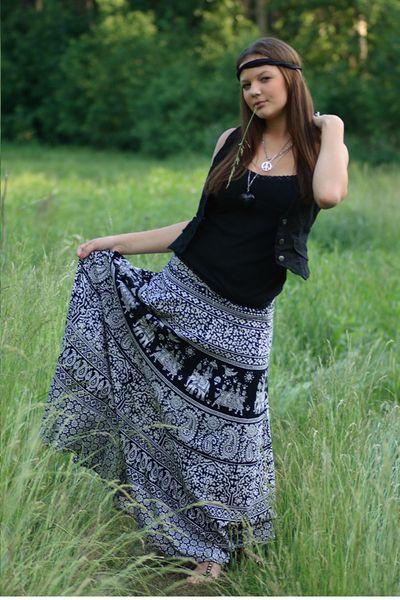 152 best Long Skirts images on Pinterest