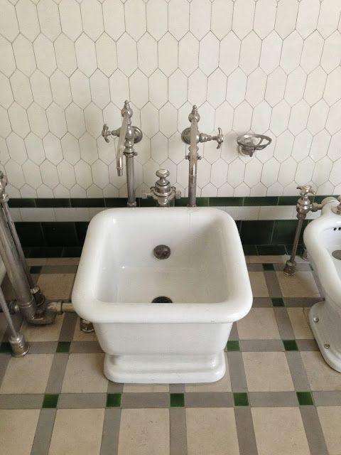 Faience Vert Bouteille : Les meilleures idées de la catégorie salles bains