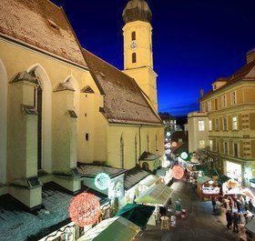 Christkindlmarkt Franziskanerviertel © Graz Tourismus - Harry Schiffer