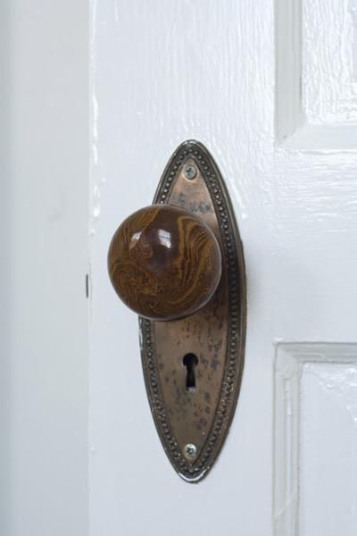 Missing some skeleton keys for your old door hardware?  Here's how to make one yourself from a skeleton-key blank for just $6 from antiquekeys.net | Photo: Fotosearch/Getty | thisoldhouse.com