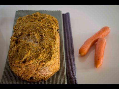 Pan de Zanahoria - Panificadora LIDL - ¿Cómo se hace? - YouTube