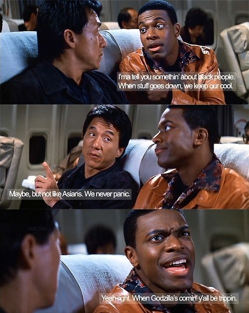 funny movie quotes   chris tucker, funny, jackie chan, movie, quote - inspiring picture on ...