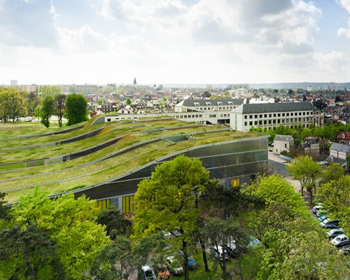 archi5 integrates marcel sembat high school with french landscape