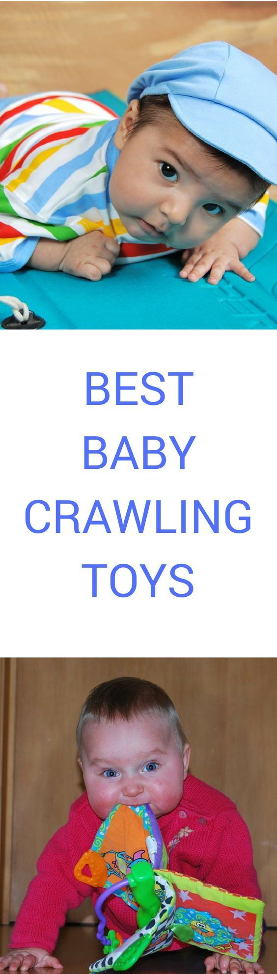 infant - How to encourage the baby to learn to crawl ...