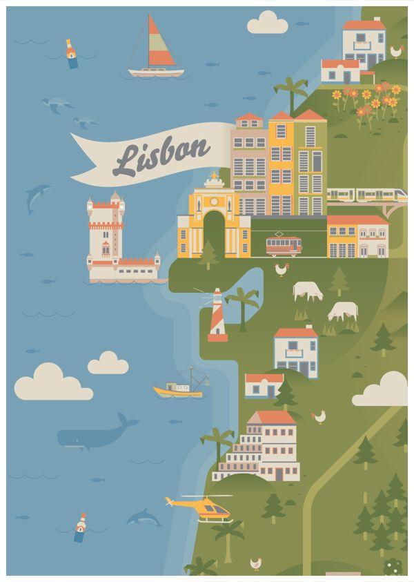 We created the illustrations for Nando's international campaign book > madebyradio.com