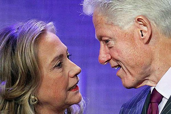 NEW YORK – Bill and Hillary Clinton's attack on Donald Trump over Trump University could invite increased scrutiny of the Clintons' involvement in a for-profit education scandal in which a company that runs shell colleges paid Bill Clinton $16.5 million to be its pitchman. While the Clintons were collecting millions, Hillary Clinton's State Department funneled […]