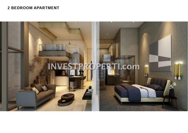 Cambio Lofts Alam Sutera Apartment 2 BR