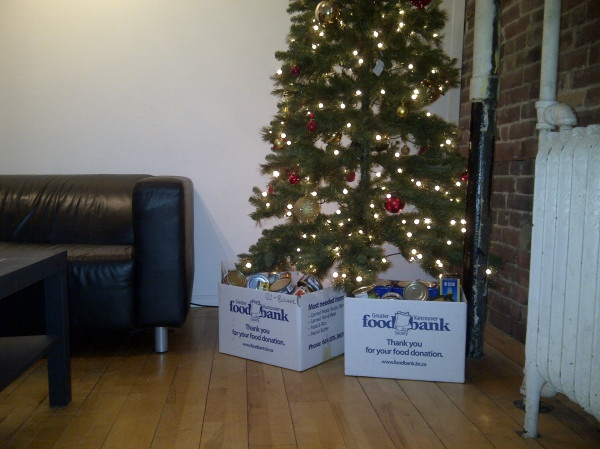 Food Bank Donation Drop Off Vancouver