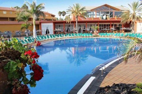 Spanje - Fuerteventura - Corralejo - Oasis Village Appartementen