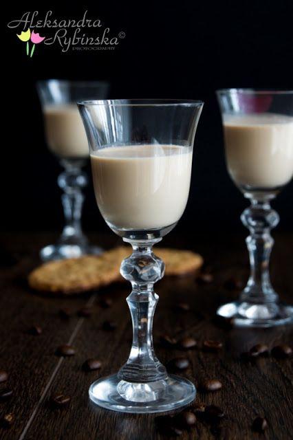 Aleksandra's Recipes: Home-made Coffee Liqueur
