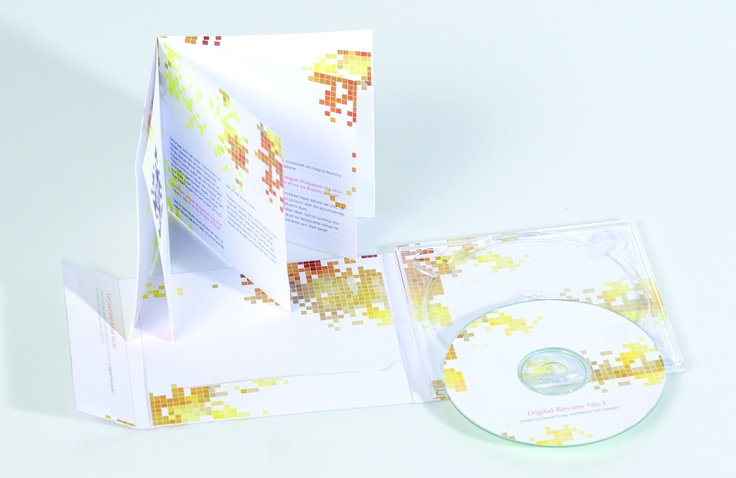 CD with booklet