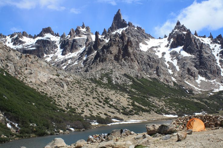 Day Hikes From Refugio Frey