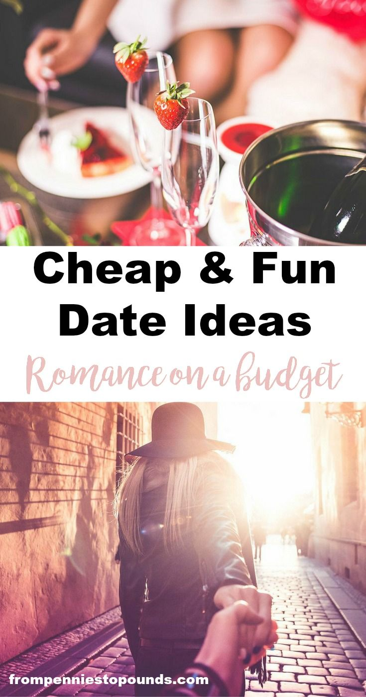 Cheap and fun date ideas. Romantic budget date ideas for new couples or happy relationships! http://www.frompenniestopounds.com/cheap-date-ideas-youre-budget/