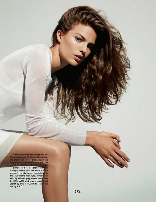 Cameron Russell | Minimal + Chic | @CO DE + / F_ORM