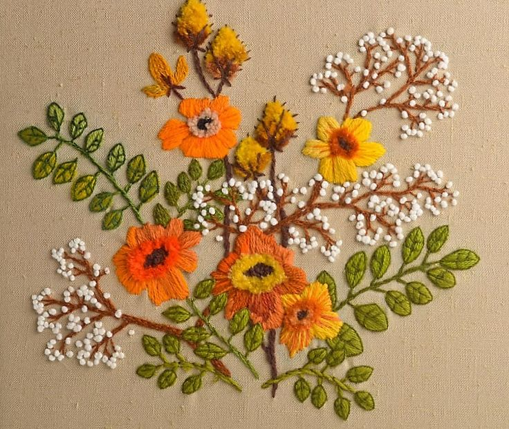 The 4275 Best Broderie Images On Pinterest Embroidery Embroidery