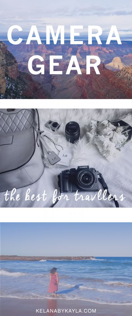 Camera Gear for Travellers (what I use)
