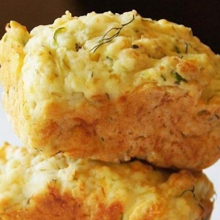 ...   Cheese and bacon muffins, Bacon muffins and Zucchini cornbread