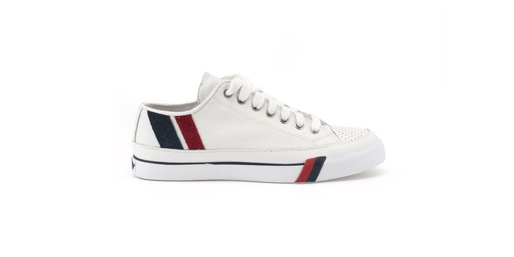 Pro-Keds Mens Superior Leather Low
