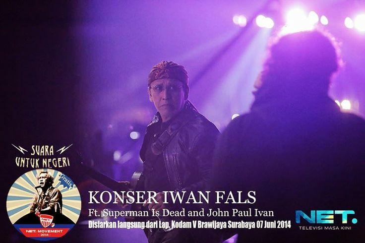 Jadwal Konser Iwan Fals di Surabaya .  #konseriwanfals #iwanfals #konser