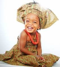 Traditional Children's African Clothing 7