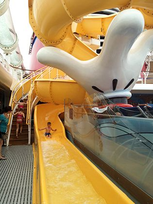 A first-hand account of the Disney Dream Cruise from Charlotte Parent's editor. Great tips! | CharlotteParent.com #travel #kids