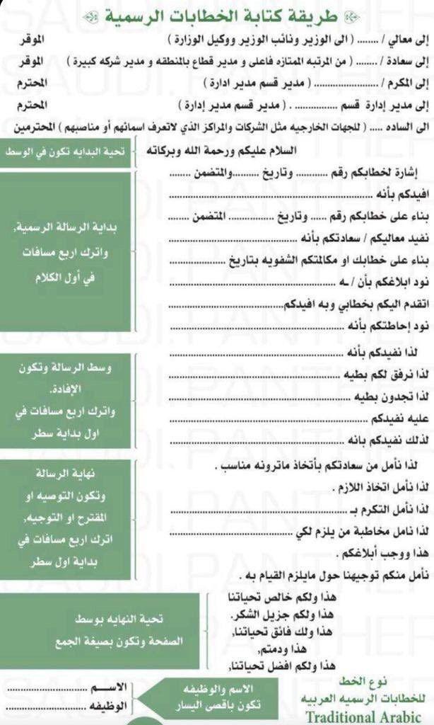 طريقة كتابة الخطابات الرسمية Quran Quran Translation Holy Quran