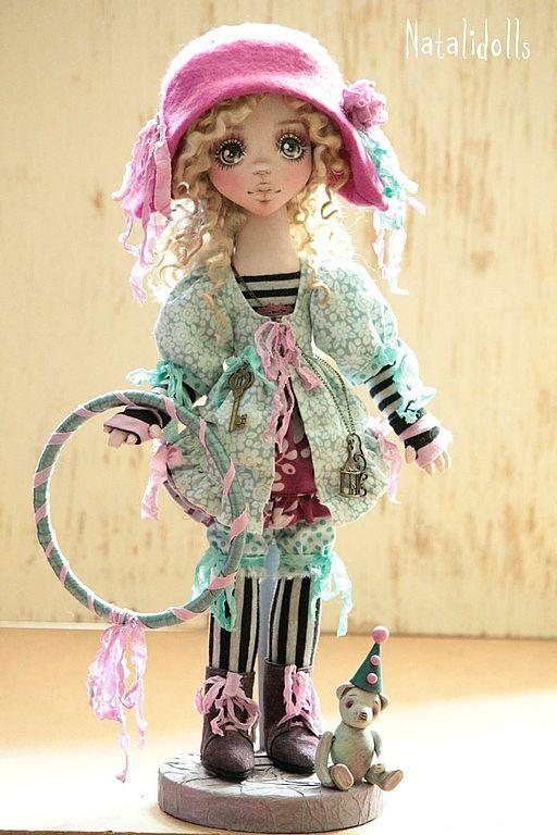 Бетти. Кукла от Natalidolls (Наталья Подкидышева)
