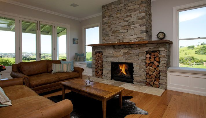 The Bloomfield Home - interior by Strongbuild