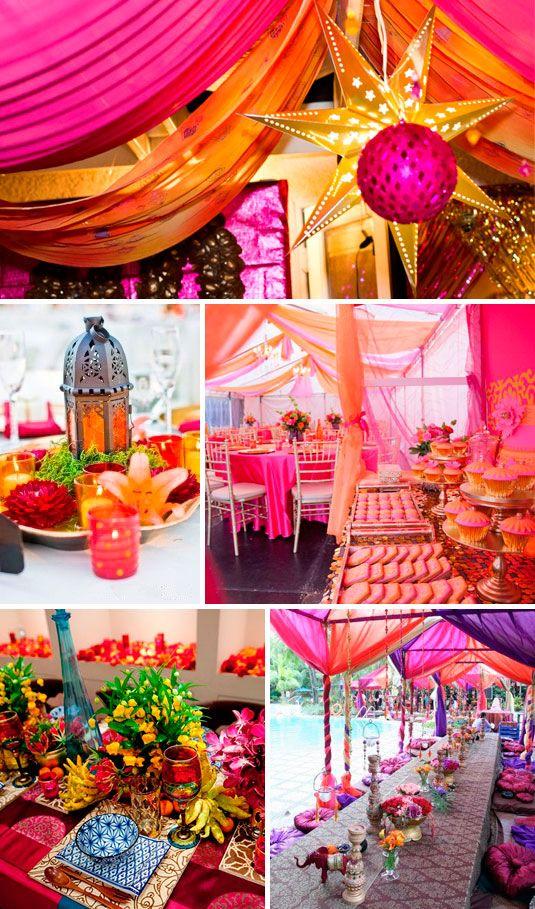 Decoraci n hind ii cute ideas pinterest hindus - Decoracion indu ...