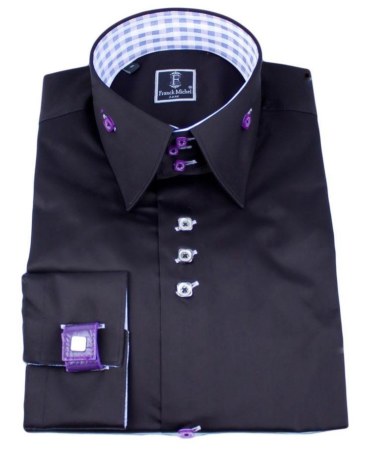 Designer shirts for men by Franck Michel - All collection | UrUNIQUE.com