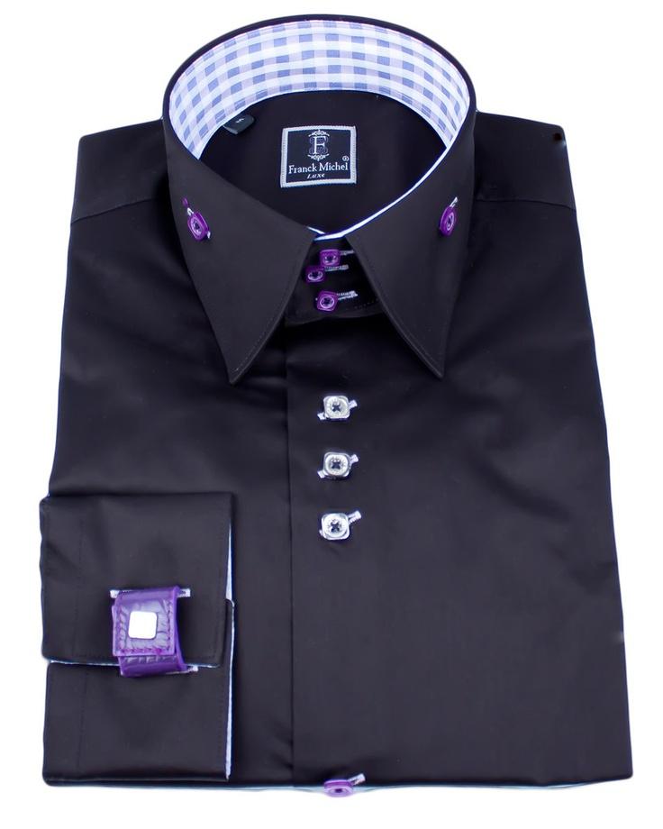 Designer shirts for men by Franck Michel - All collection | UrUNIQUE.com