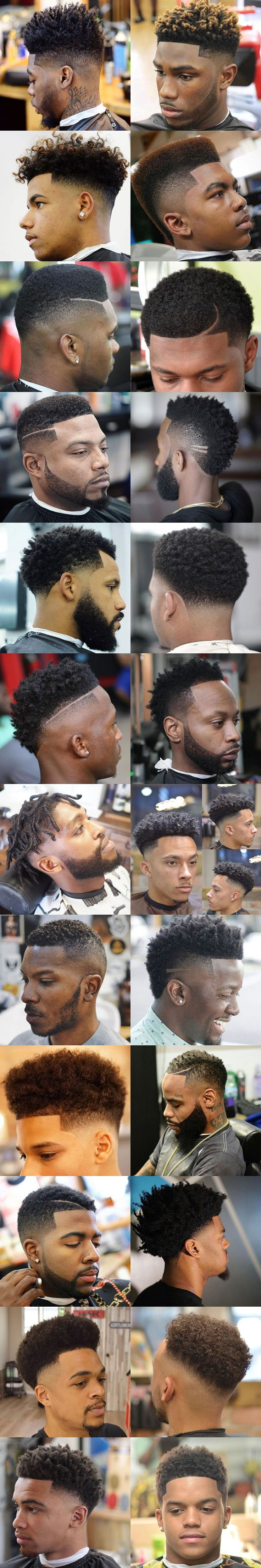 Fade Haircuts For Black Men – Best Types of Fades For Black Guys