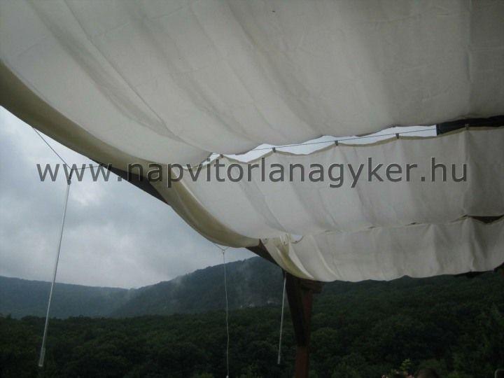 A pergola-roló rendszer egy olyan szerkezet, mint egy vízszintesen elhelyezett függöny.  http://www.napvitorlanagyker.hu/pergola.html