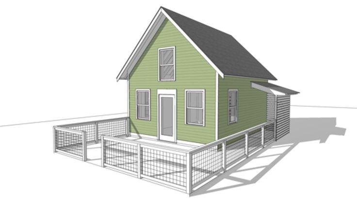 Plan 500-2 - Houseplans.com
