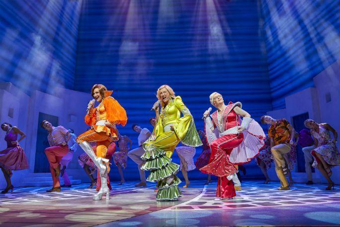 Mamma Mia Coventgarden Mamma Mia West End Theatres Broadway Costumes