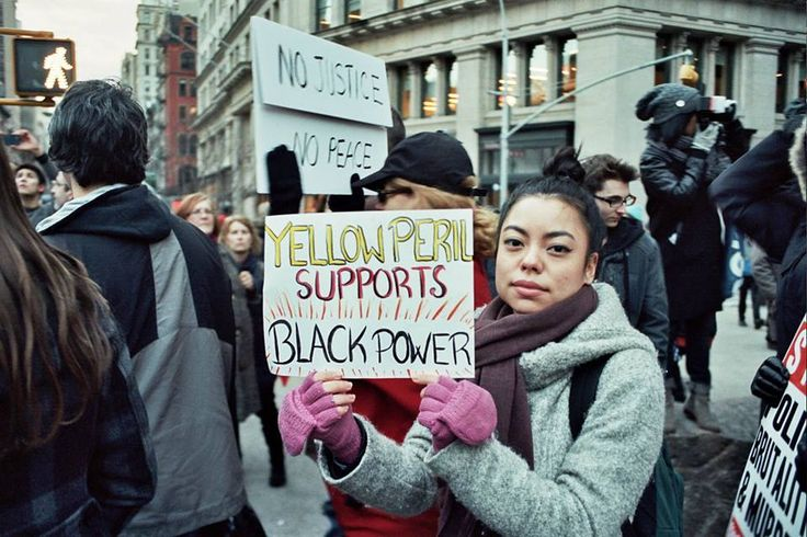 "Teju Cole's ""Yellow Peril Supports Black Power"" New York City ..."