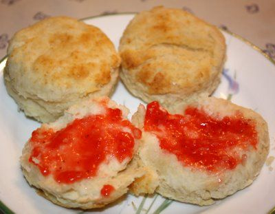 Recipe for Buttermilk Biscuits | Two Peas & Their Pod