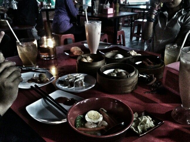 Dimsum.. Yesterday~First time :D