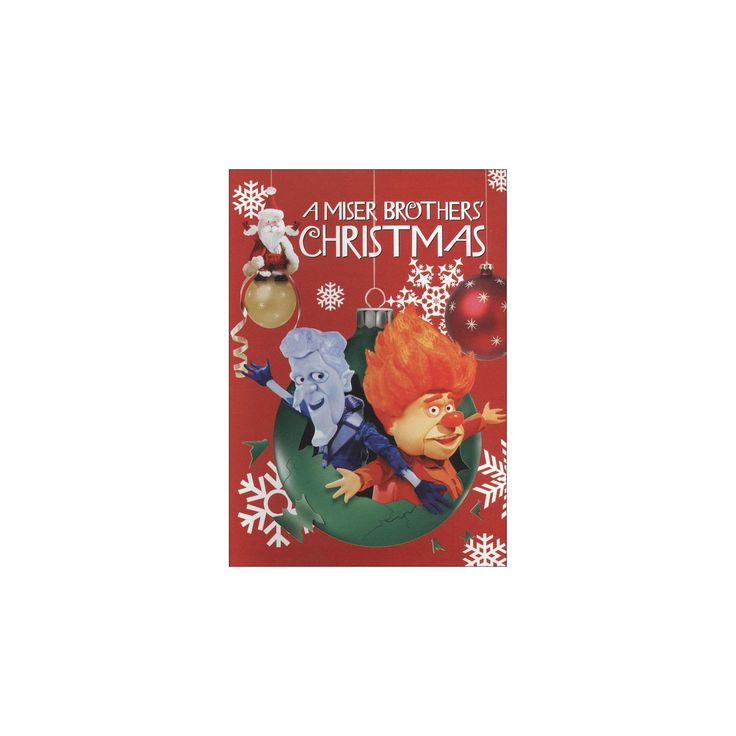A Miser Brothers' Christmas (Deluxe Edition) (dvd_video)