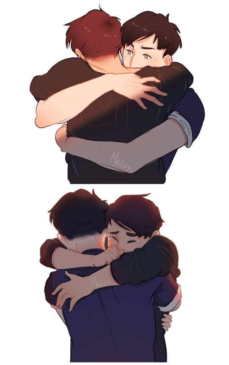 Imagine Phil had to go away for a week or so and Dan's birthday was in at week and Phil came back for him