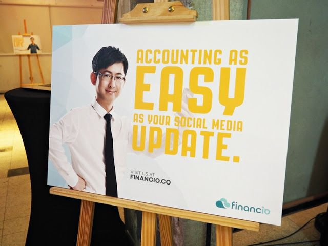 FREE Accounting Software For Startups Micro and Small Business - Financio Cloud Based Accounting System More Malaysian Food Review at http://ift.tt/1dv0SEE