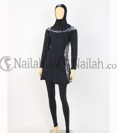 Baju Renang Muslimah terbaru Alice Rp 189,000 - www.nailah.co HP/WA: 0878 8718 2020 Pin BB: 748A8C99 ITC Permata Hijau, Jakarta Selatan