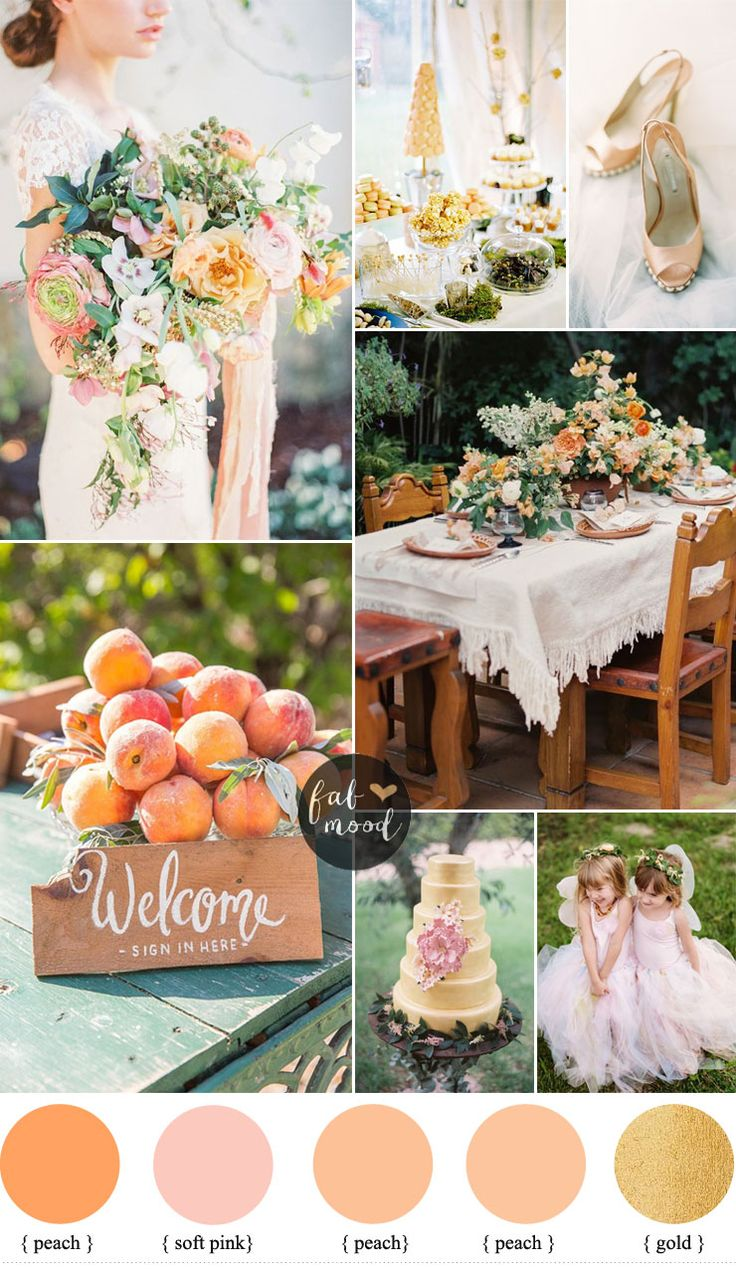Garden wedding can be a very magical and romantic setting.Create a little whimsical garden wedding theme with the earthy smell of verdant grass,the vibrant