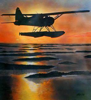 Directory of Ketchikan Alaska  Air Charters for Flightseeing