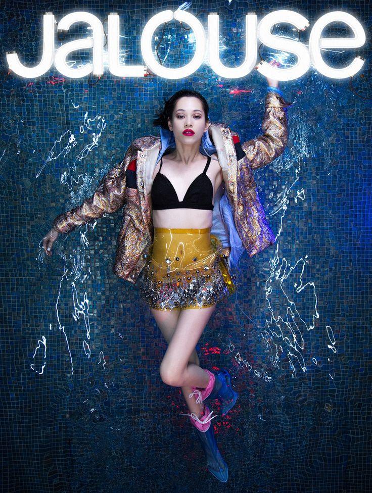 Kiko Mizuhara / Jalouse Magazine Cover