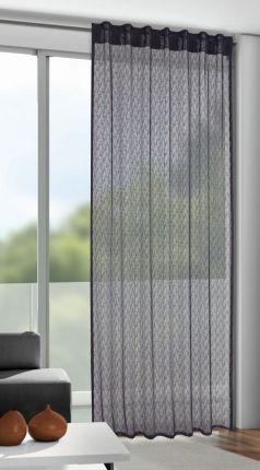 Elegante Gardinen Call Grau Schals M Verdeckten Schlaufen