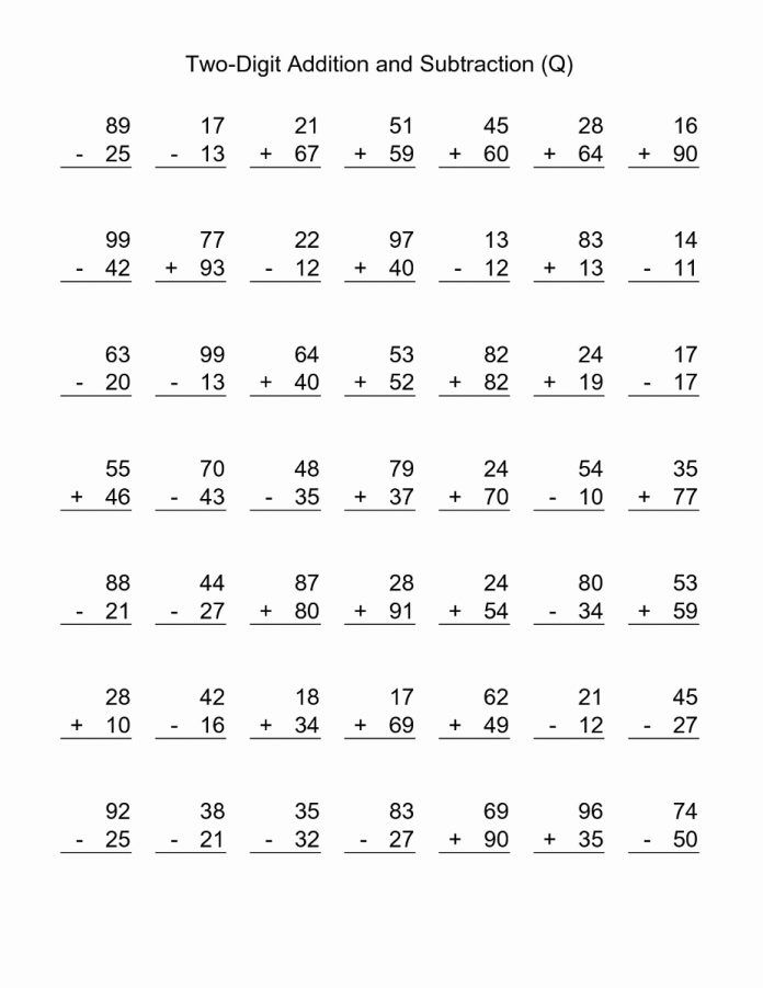 39 Simple First Grade Math Worksheets For You Bacamajalah 2nd Grade Math Worksheets Third Grade Math Worksheets First Grade Math Worksheets