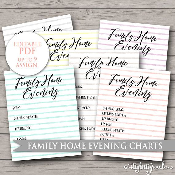 Lds Quotes On Family Home Evening: 25+ Best Ideas About Lds Jobs On Pinterest